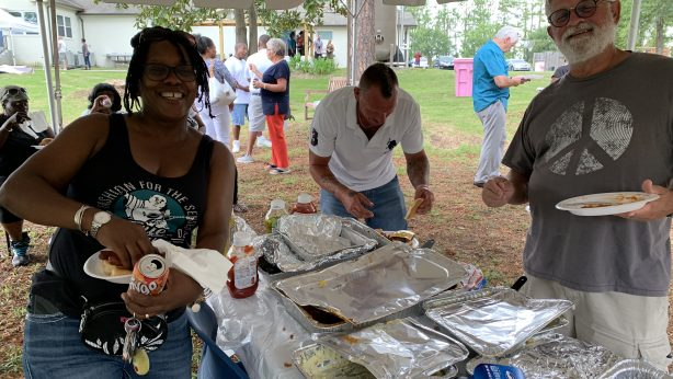linc inc nc mer day cookout