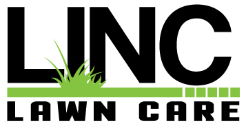 linc inc nc lawn care logo