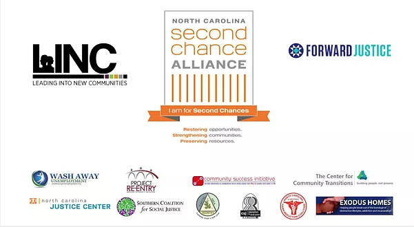 second chance alliance partner organizations